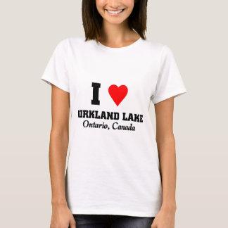 I love Kirkland Lake T-Shirt