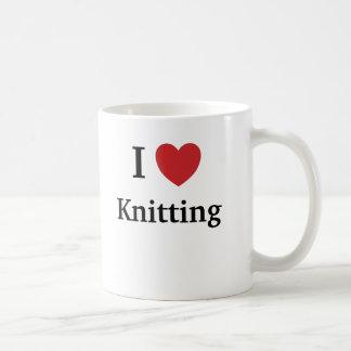 I Love Knitting - Funny Cheeky Reasons Why! Coffee Mug