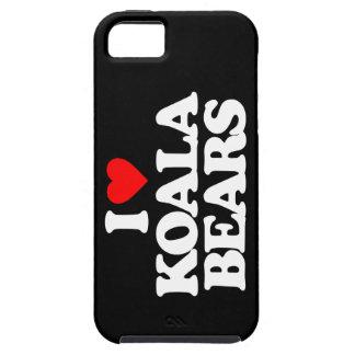 I LOVE KOALA BEARS iPhone 5 COVER