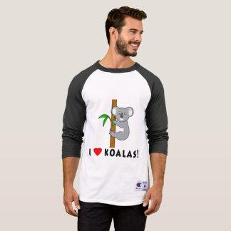 I Love Koala Bears! T-Shirt