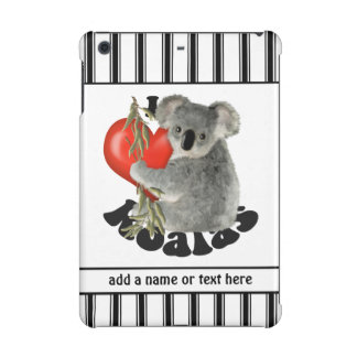 I Love Koalas Personalized