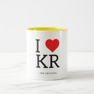 I Love Korean | I Heart KR Mug