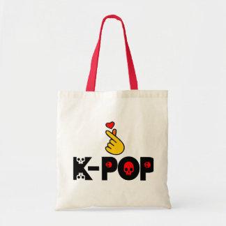 ♪♥I Love KPop Fabulous Chic Budget Tote