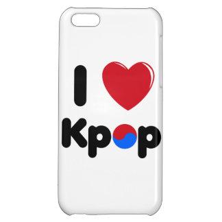I Love Kpop iPhone 5C Cases