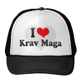 I love Krav Maga Hat