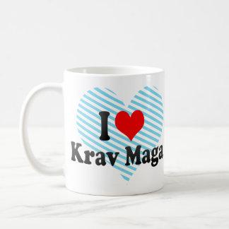 I love Krav Maga Coffee Mug