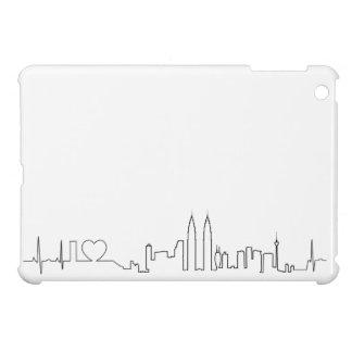 I love Kuala Lumpur (ecg style) souvenir iPad Mini Cover
