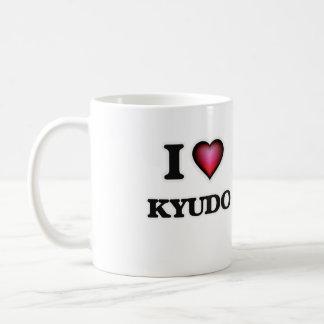 I Love Kyudo Coffee Mug