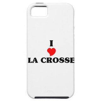 I love La Crosse iPhone 5 Cover