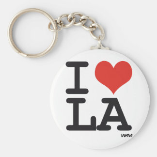 I love LA Key Ring