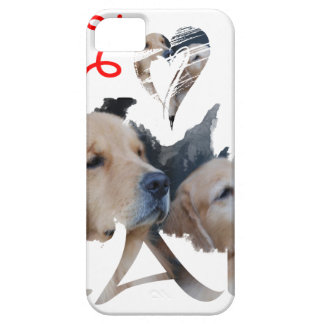 I love Lab Barely There iPhone 5 Case