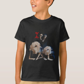 I love Lab T-Shirt