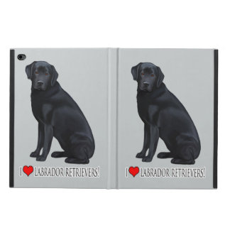 I Love Labrador Retrievers! Powis iPad Air 2 Case