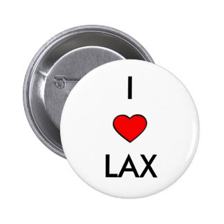 i love lacrosse buttons