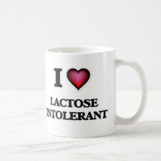 I Love Lactose Intolerant Coffee Mug