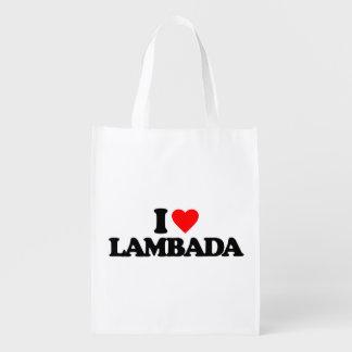 I LOVE LAMBADA