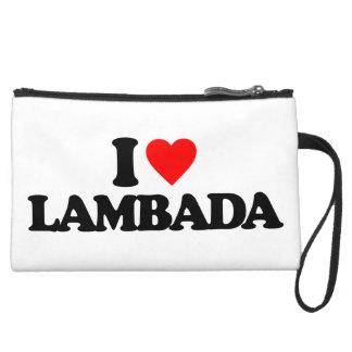 I LOVE LAMBADA WRISTLETS