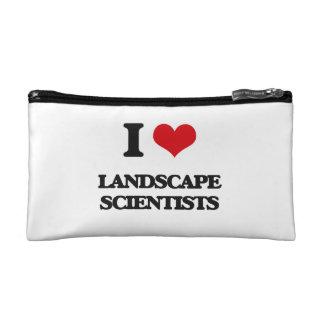 I love Landscape Scientists Makeup Bag