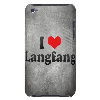 I Love Langfang, China Case-Mate iPod Touch Case