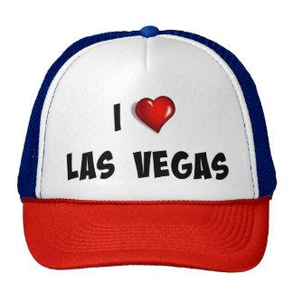 I Love Las Vegas Cap