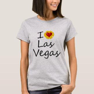 I Love Las Vegas - Las Vegas Girl T-Shirt