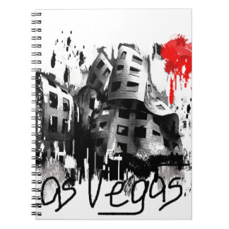 I love Las Vegas Notebook