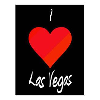 I Love Las Vegas Postcard
