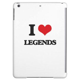 I Love Legends iPad Air Covers