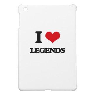 I Love Legends iPad Mini Cover