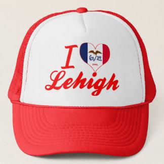 I Love Lehigh, Iowa Trucker Hat