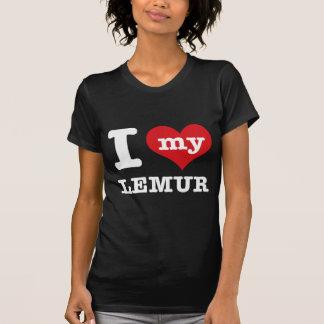 I love Lemur T-Shirt