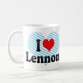 I love Lennon Mug