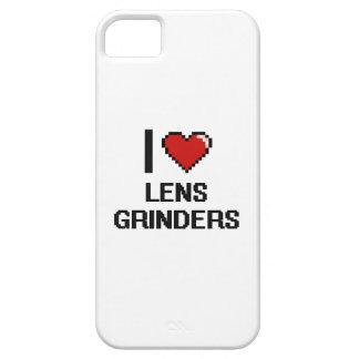 I love Lens Grinders iPhone 5 Case
