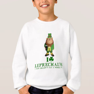 I love Leprechauns Sweatshirt