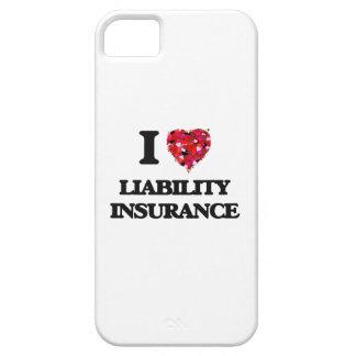 I Love Liability Insurance iPhone 5 Case