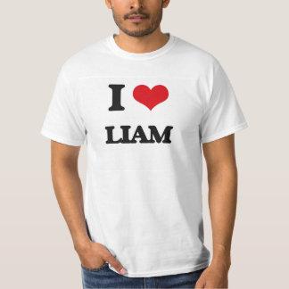 I Love Liam T-Shirt