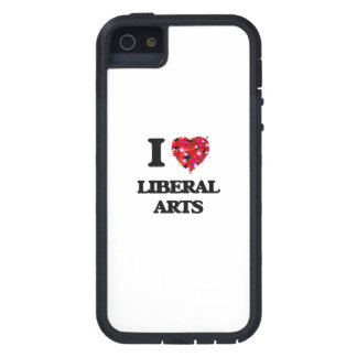 I Love Liberal Arts Cover For iPhone 5