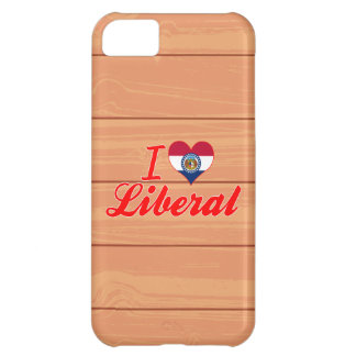 I Love Liberal, Missouri iPhone 5C Cover