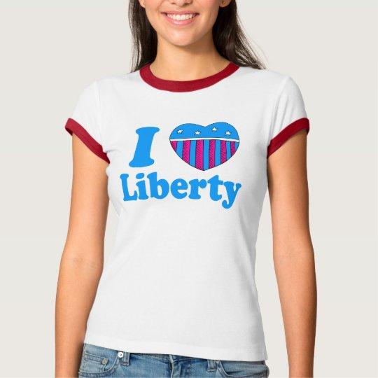 I Love Liberty Tee