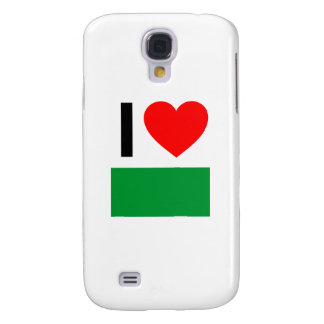i love libya galaxy s4 cover