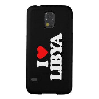 I LOVE LIBYA CASE FOR GALAXY S5