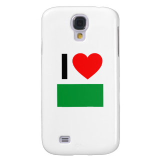 i love libya galaxy s4 cases