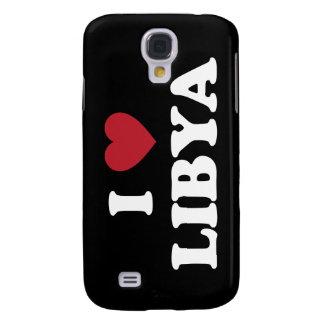 I Love Libya Galaxy S4 Covers