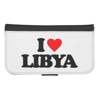 I LOVE LIBYA PHONE WALLET