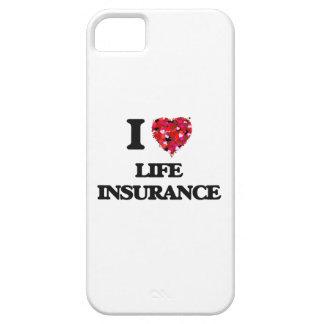 I Love Life Insurance iPhone 5 Case