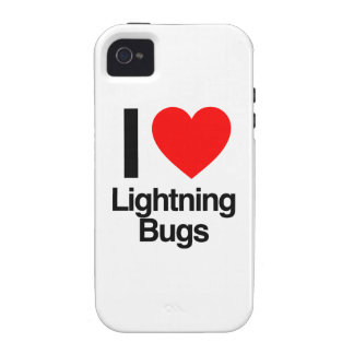 i love lightning bugs iPhone 4/4S covers