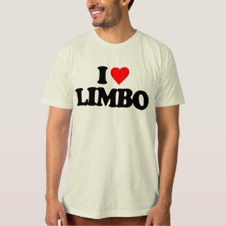 I LOVE LIMBO TSHIRT