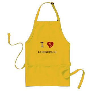 I Love Limoncello Standard Apron