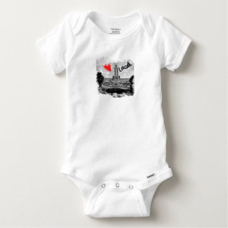 I love Lincoln Baby Onesie