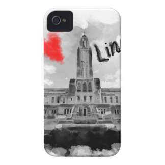 I love Lincoln iPhone 4 Case-Mate Cases